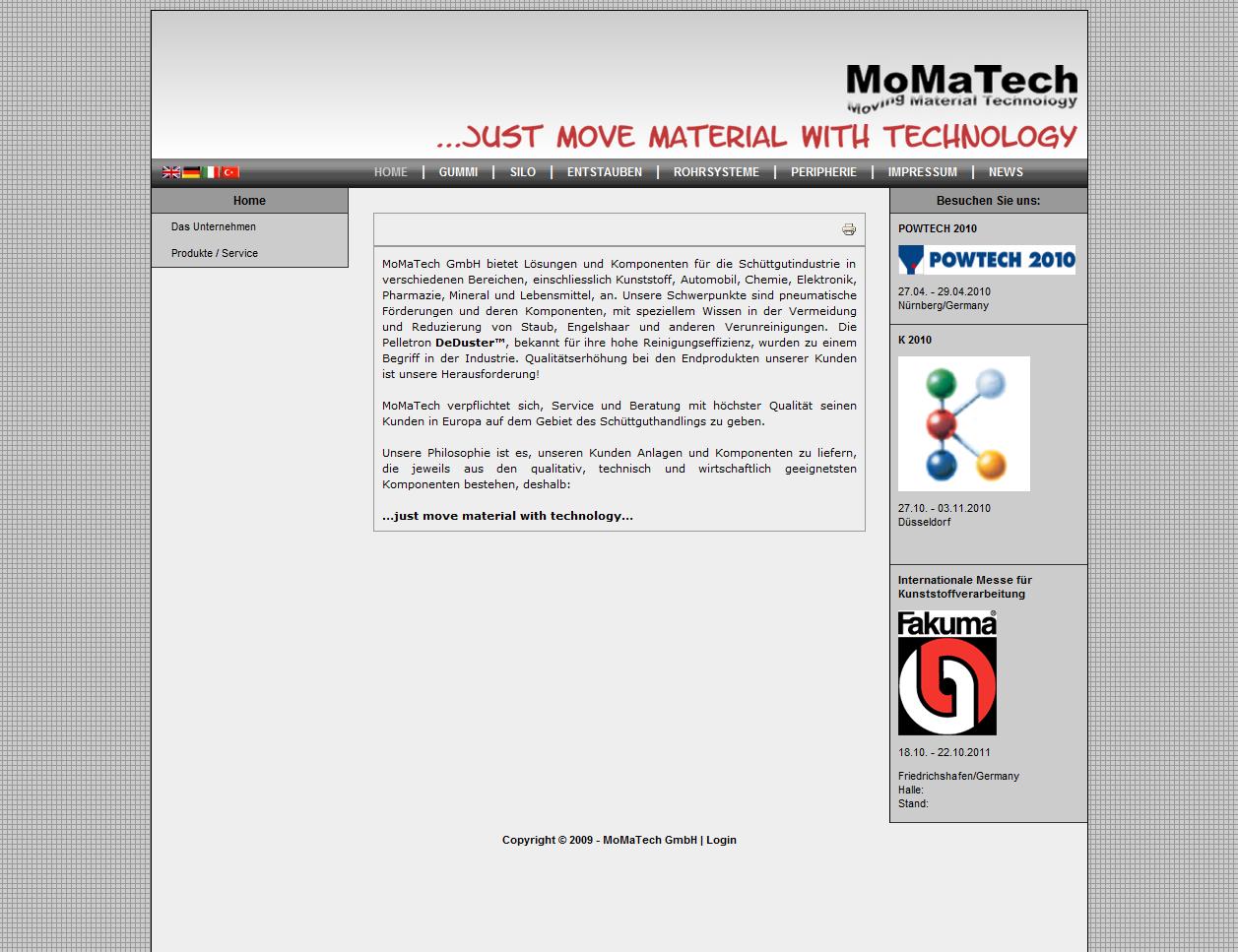 MoMaTech v1